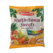 Леденцы мультивитамин Amanie Multivitamin Sweets, 300г