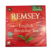 Чай черный Remsey English Breakfast Tea, 131,25г